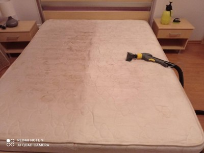 Чистка кровати